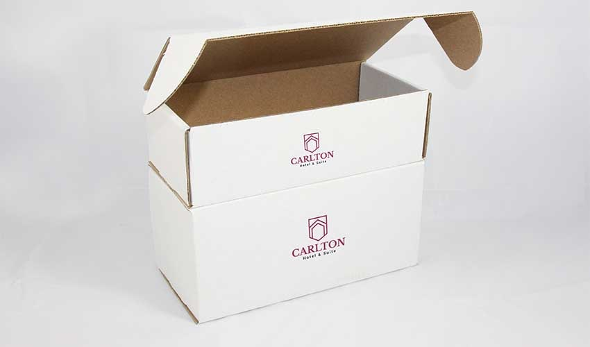 Branded Business Card Boxes